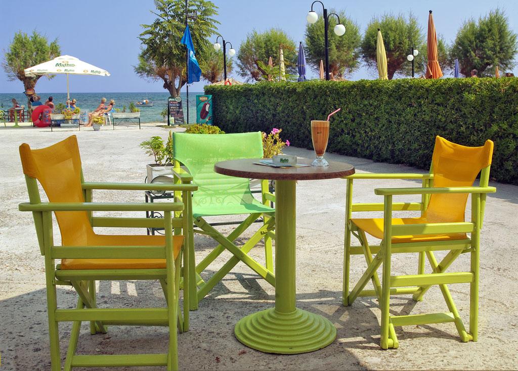 Mimoza Beach Resort | Beach Bar