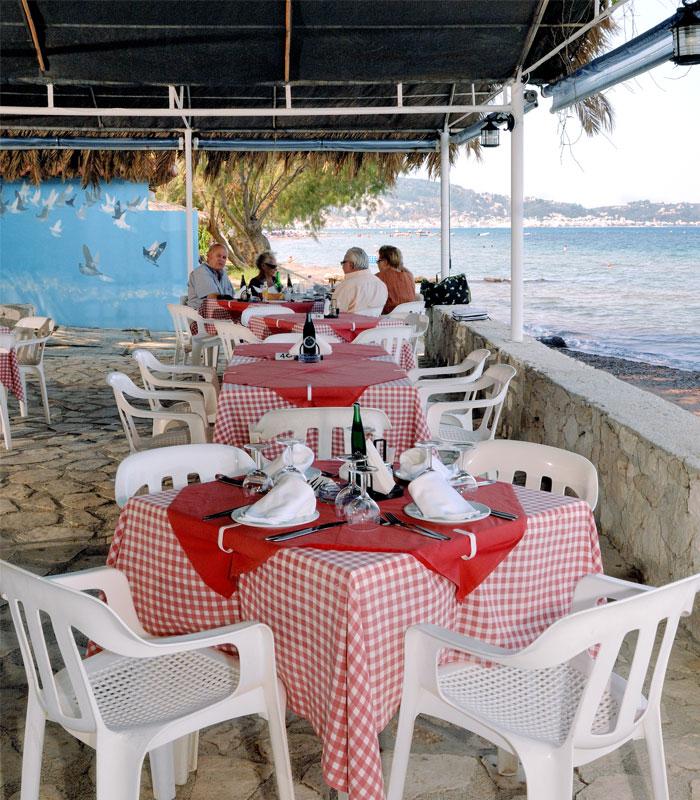 Mimoza Beach Hotel | Restaurant